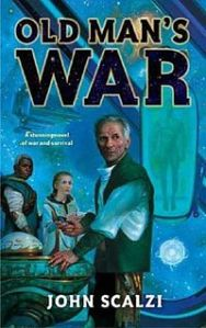 Old Man's War First Edition Cover