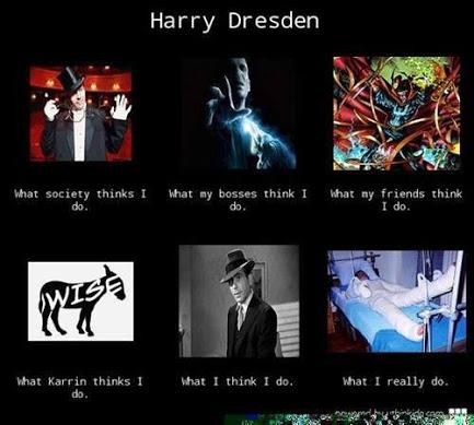 Dresden Files Job Description