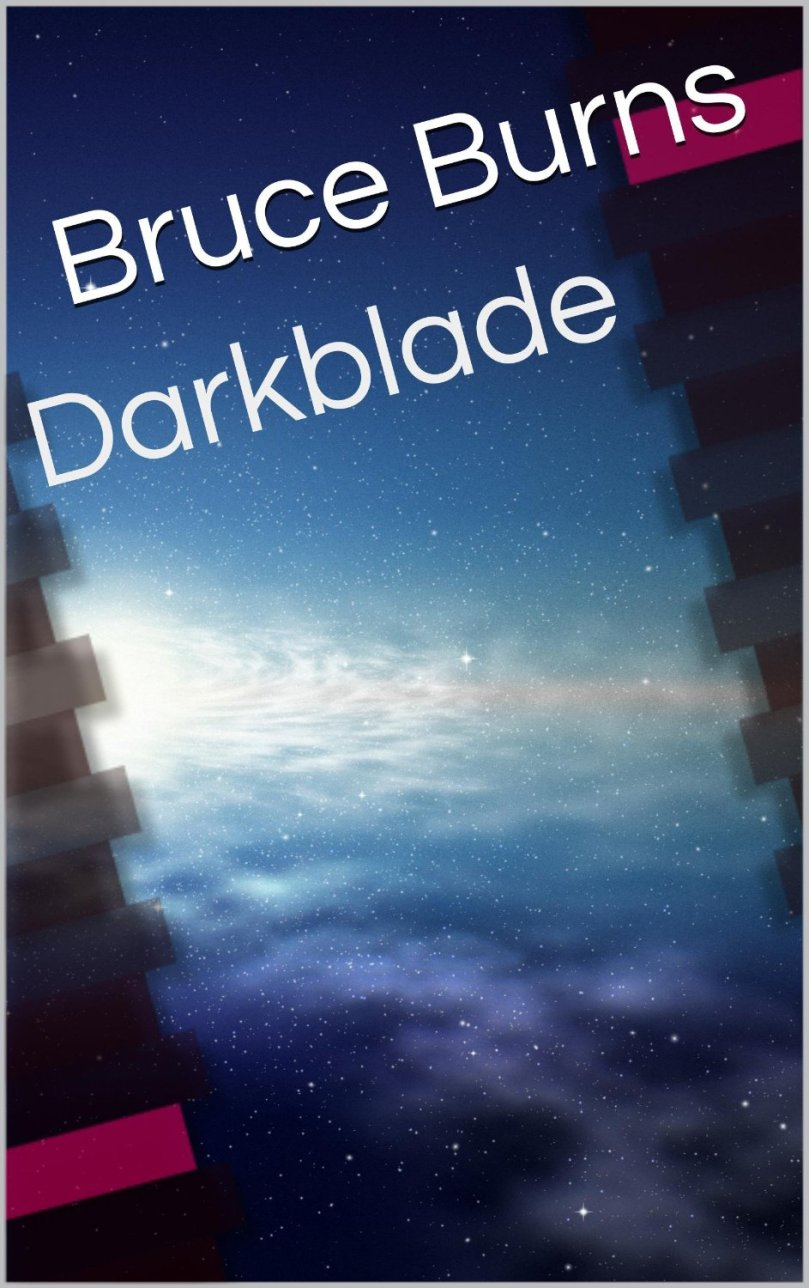 Darkblade Kindle Cover