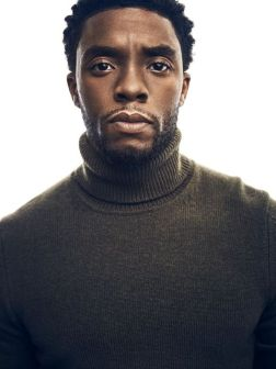 Chadwick Boseman as Jefta the Gray