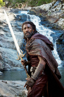 Idris Elba as Alfred Martel